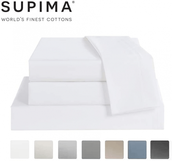 best supima cotton sheets