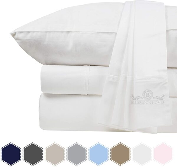 Long Staple Cotton Egyptian Cotton Top Best Bedding