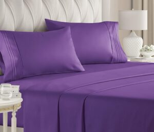 Pros and Cons of the Microfiber Sheets top best bedding55