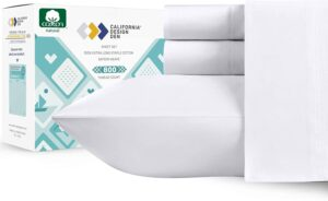 800 Thread Count Long staple Cotton SheetSHeets 1