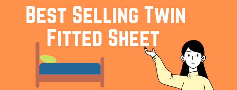 Twin Fitted Sheet